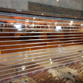 کرکره شفاف پلی کربنات زوار (3)