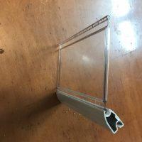 کرکره شفاف پلی کربنات زوار (4)