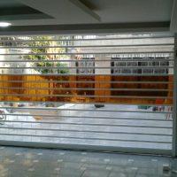 کرکره شفاف پلی کربنات زوار (7)