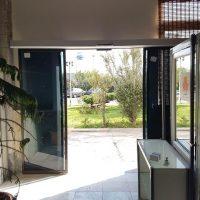 درب شیشه ای اتوماتیک (1)