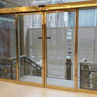 درب شیشه ای اتوماتیک (3)
