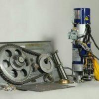 موتور کرکره ساید با باطری (2)